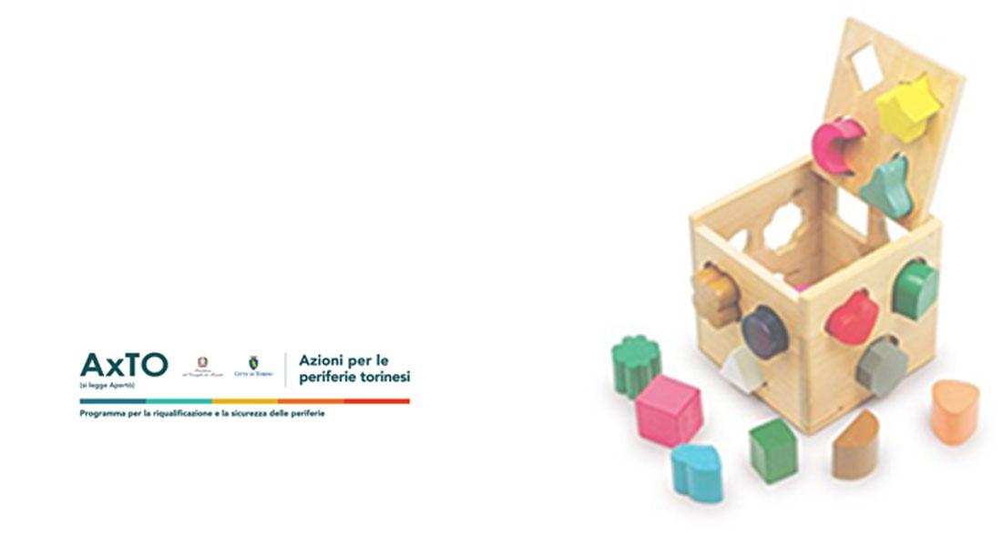 Startup nuovi servizi in aree urbane a rischio degrado (AxTO 3.03)