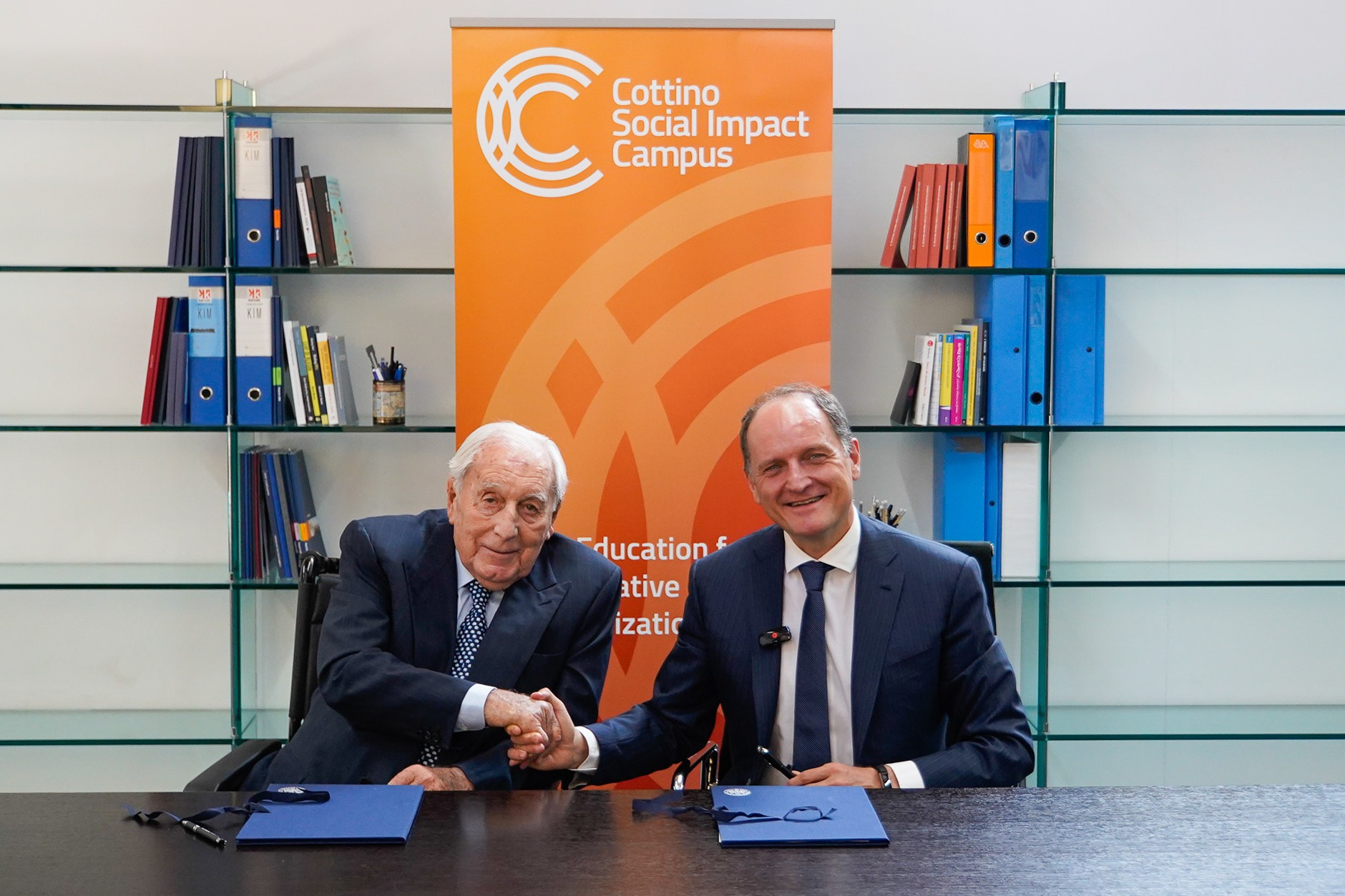The new agreement between Turin Polytechnic and Cottino Foundation