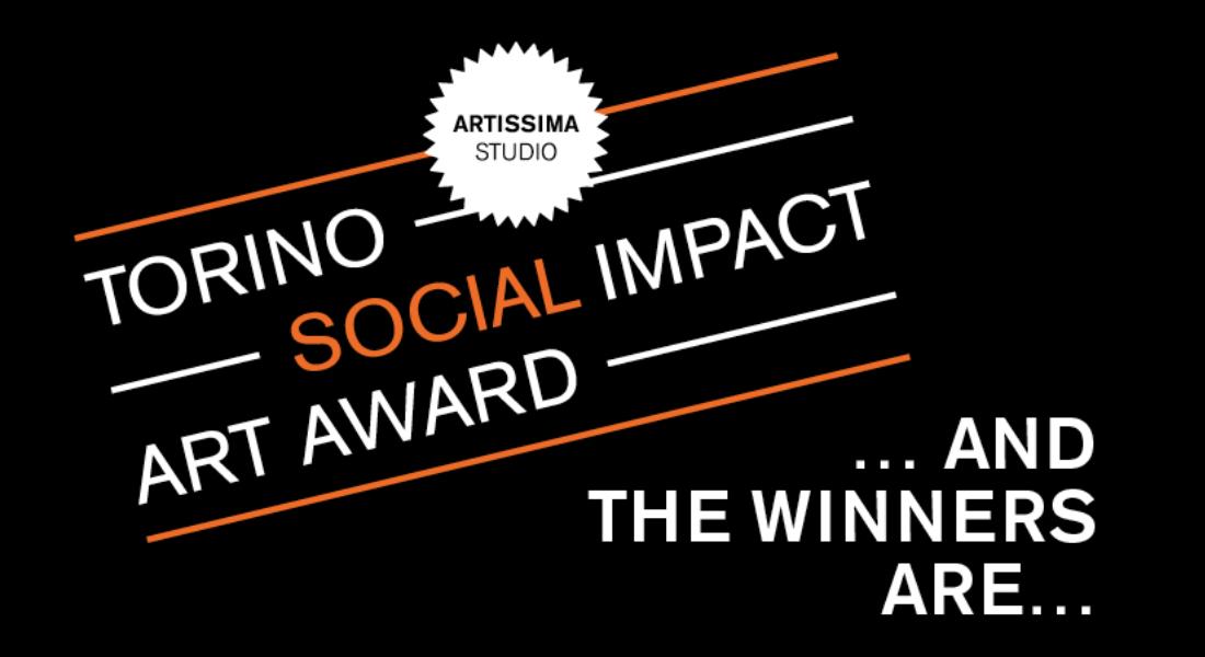 Torino Social Impact Art Award: presentati i vincitori