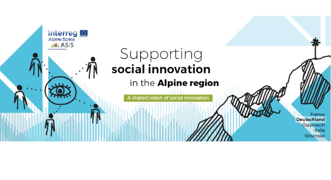 Asis – Alpine Social Innovation Strategy