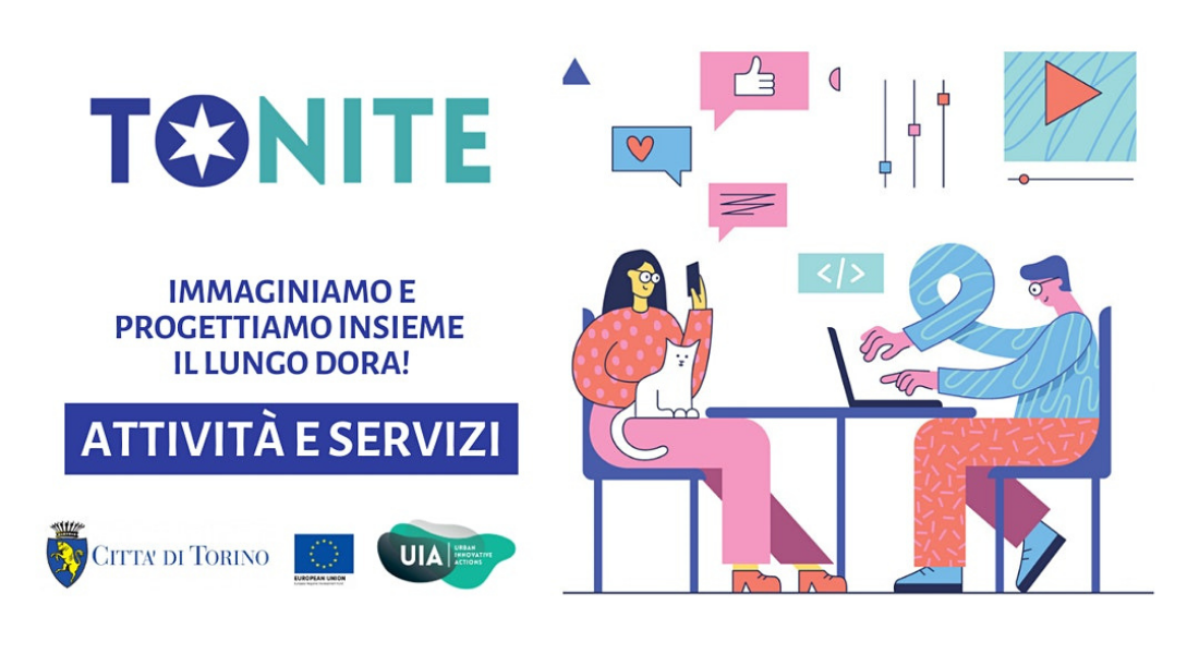3/12 Terzo Workshop di Tonite|Immaginiamo e progettiamo insieme il lungo Dora!