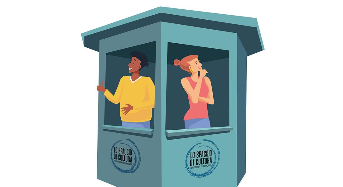 Lo Spaccio di Cultura – Portineria di comunità