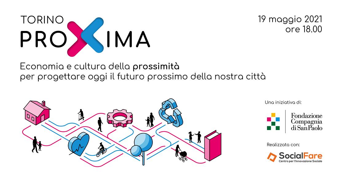 Torino Proxima. Il 19.05 evento di lancio