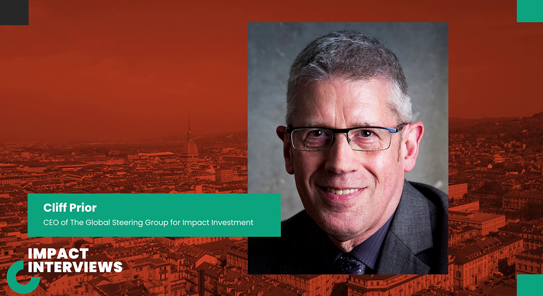 Impact Interviews | Cliff Prior – AD del The Global Steering Group for Impact Investment